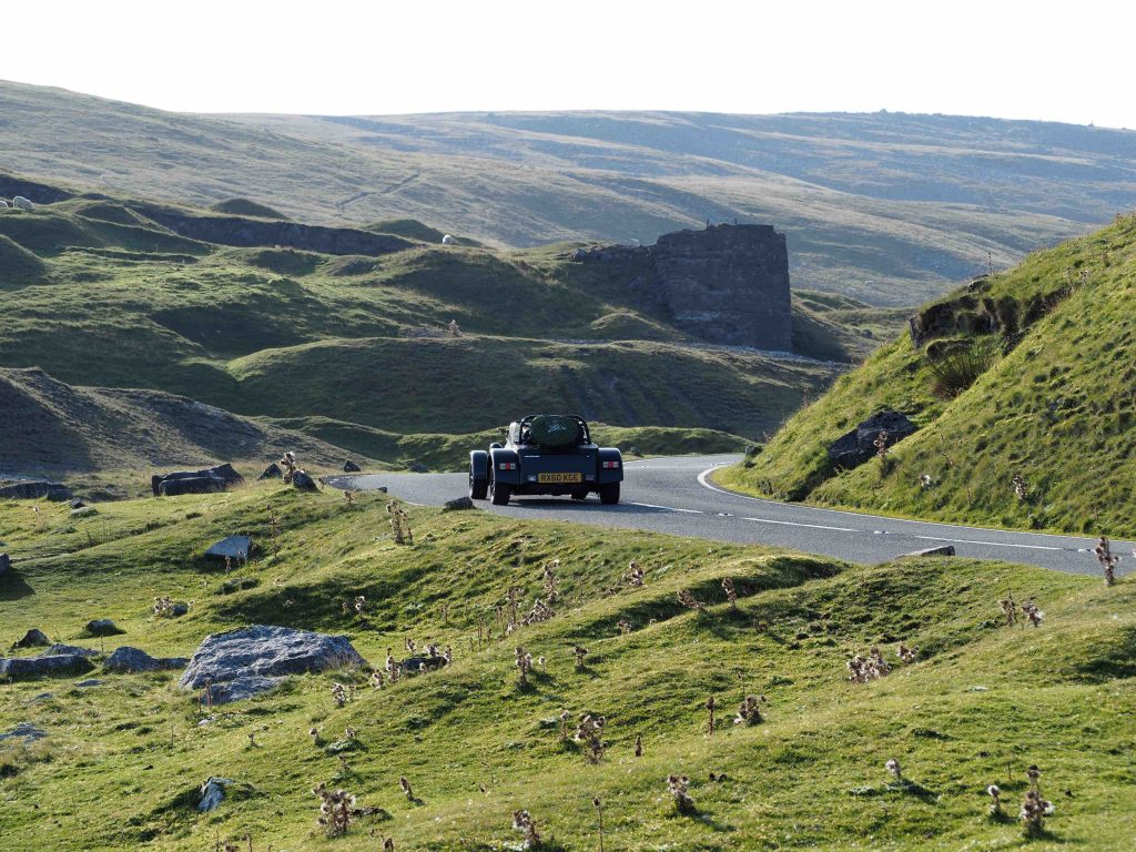 Black Mountain Pass is one of Britain's best roads