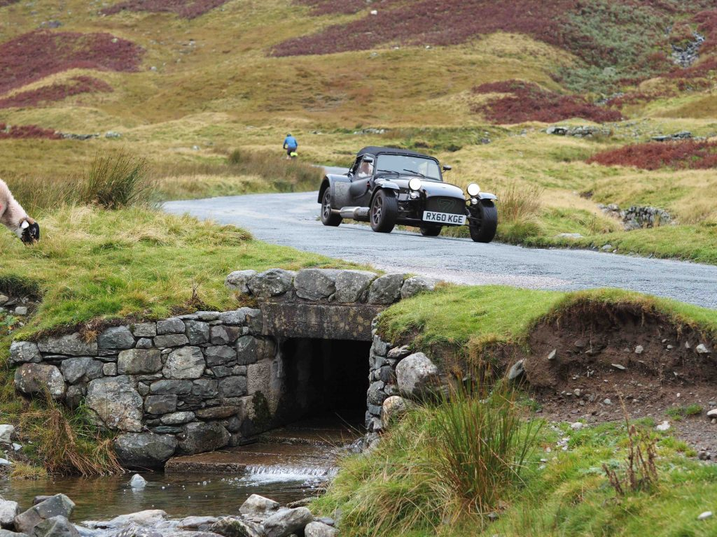 Honister Pass is one of Britain's best roads