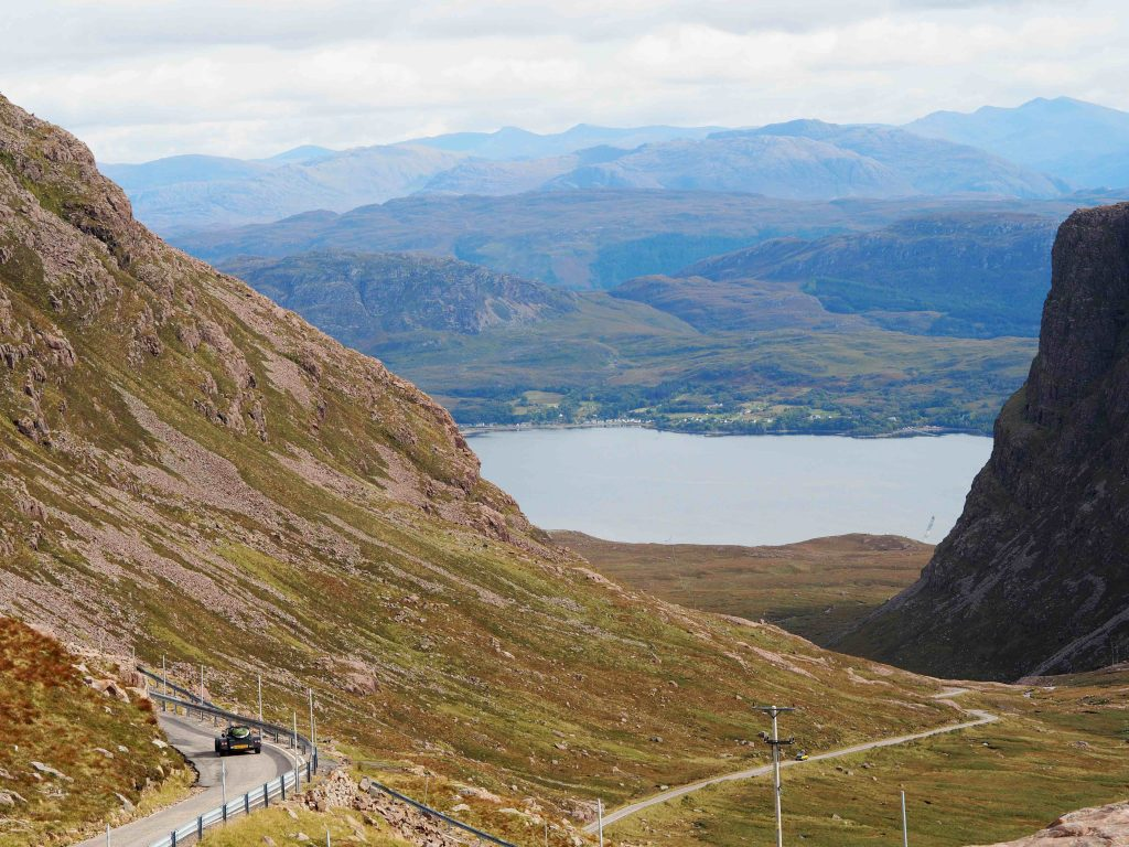 The Applecross pass is one of Britain's best roads says Nik Berg_Hagerty