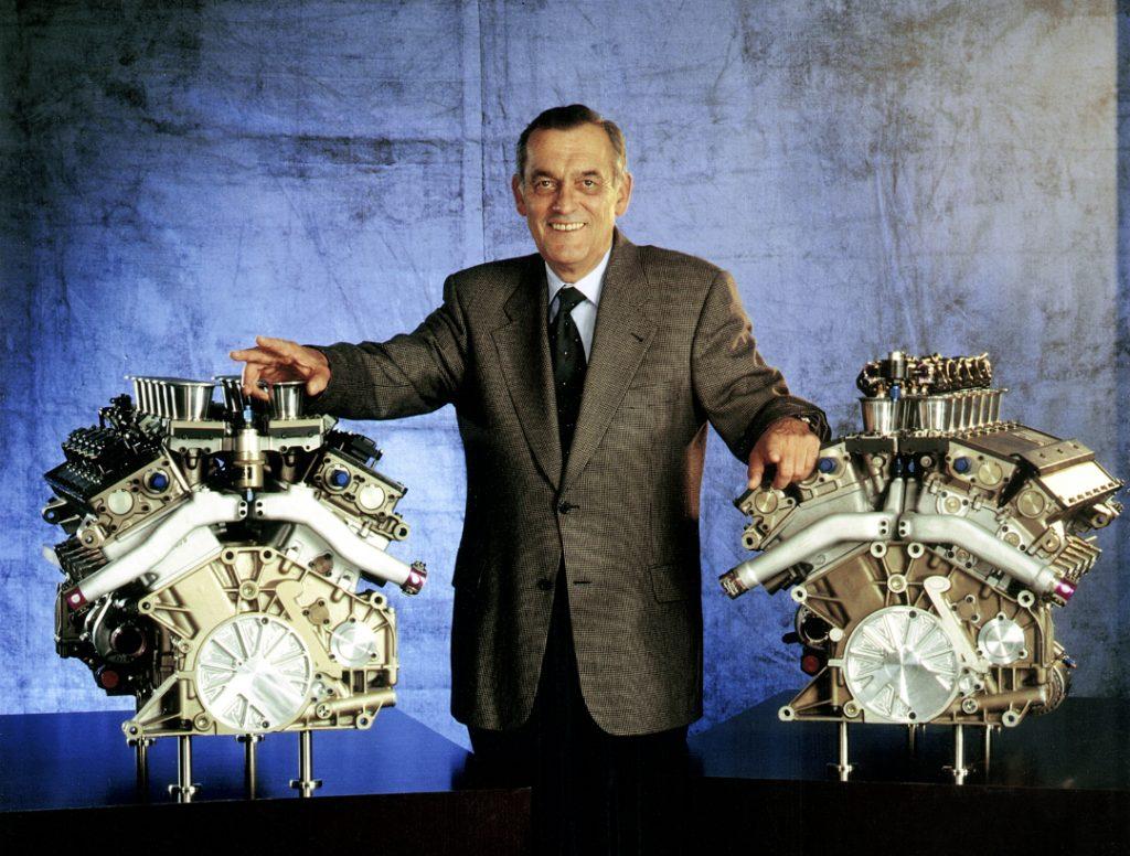 Paul Rosche BMW_World's greatest engine designers