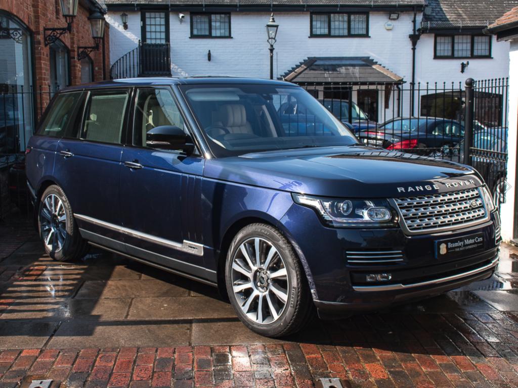 The Duke of Edinburgh's Range Rover