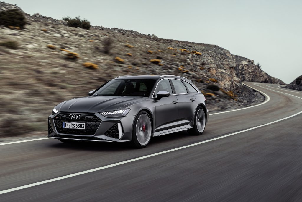 The Audi RS6 is a great fast estate_Andrew Frankel
