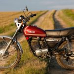 Seven collectible motorcycles_Yamaha DT175