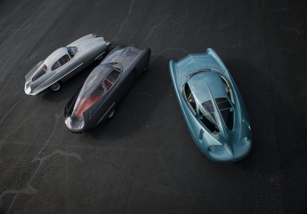 Alfa Romeo BAT Cars