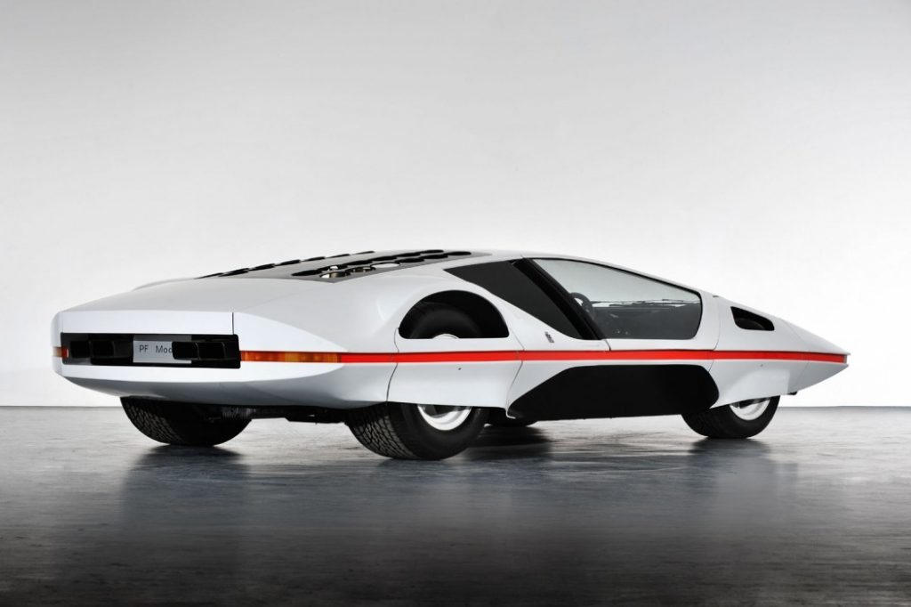 Ferrari Modulo by Pininfarina