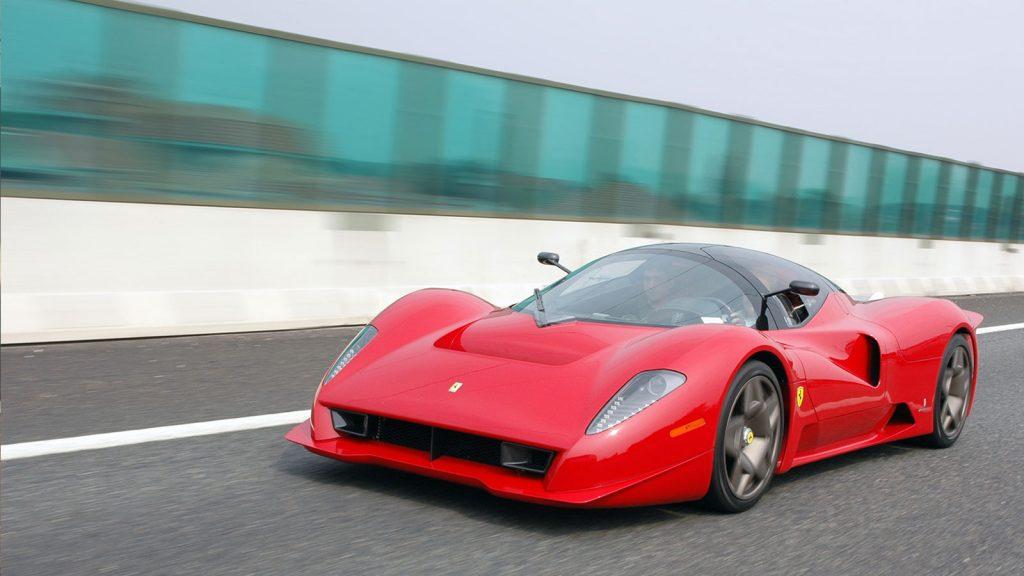 Pininfarina created the P4/5 for James Glickenhaus