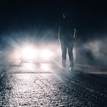 Britain's most haunted road