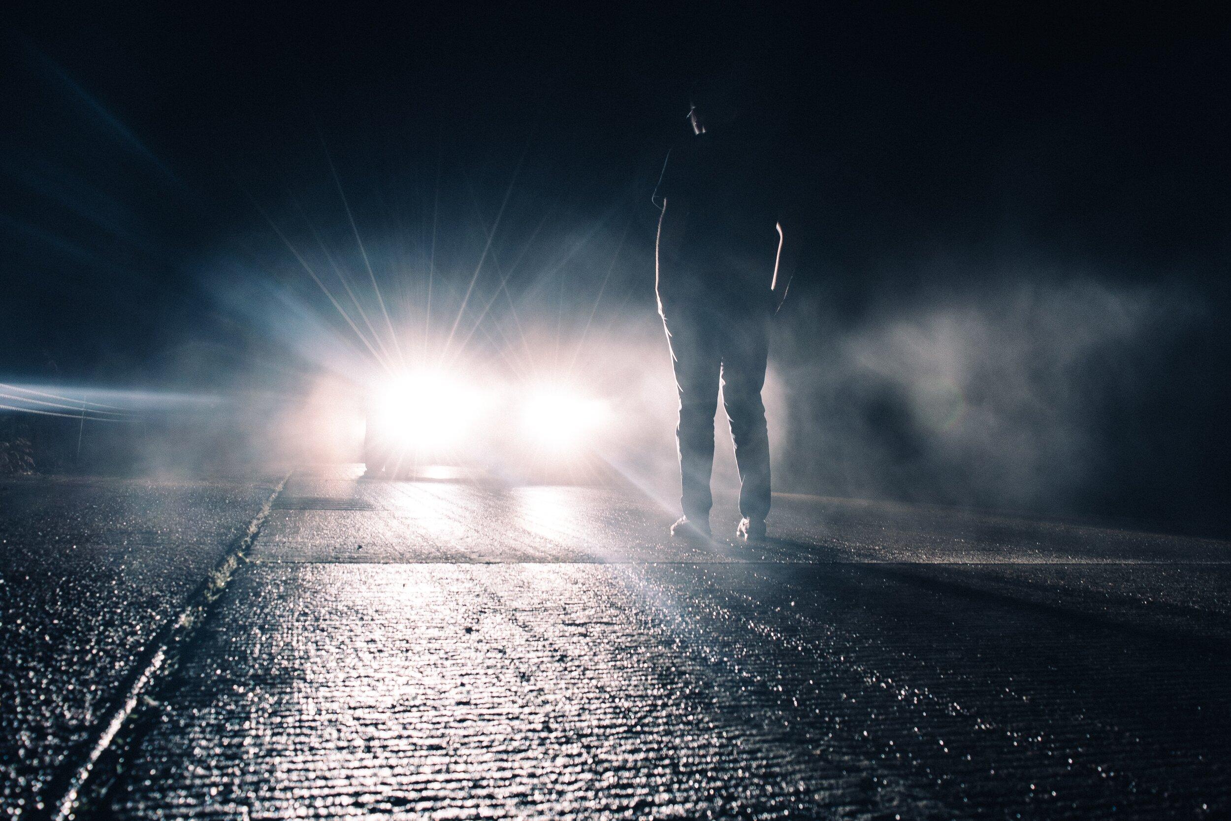 Dare you drive Britain's most haunted road?