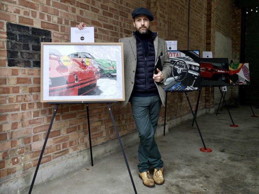 Joel Clark artist interview