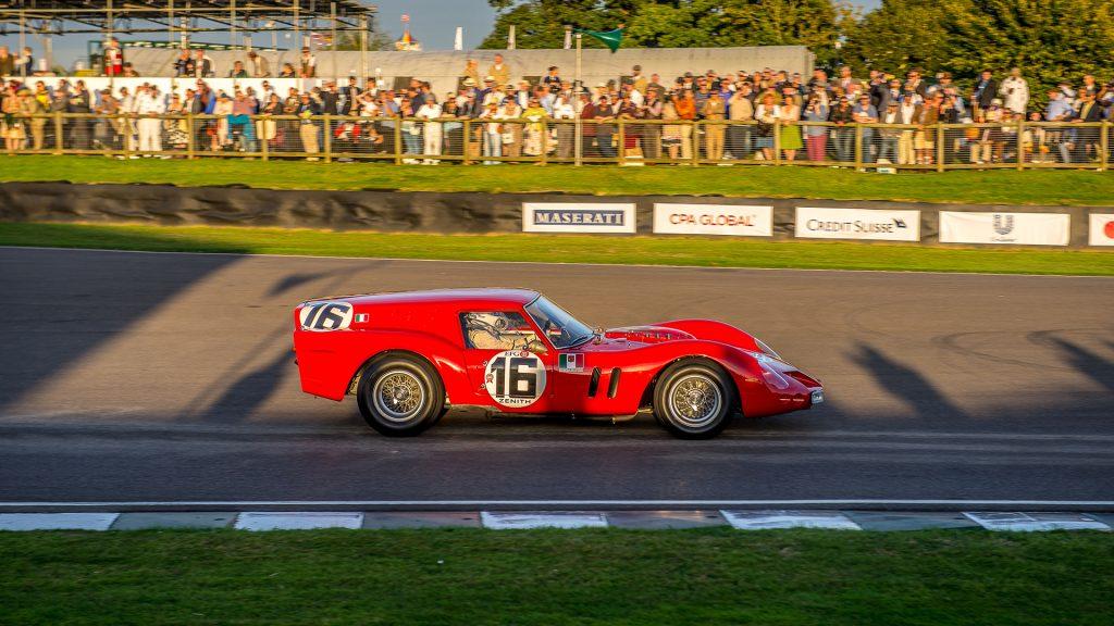 Original Ferrari 250 GT SWB Breadvan