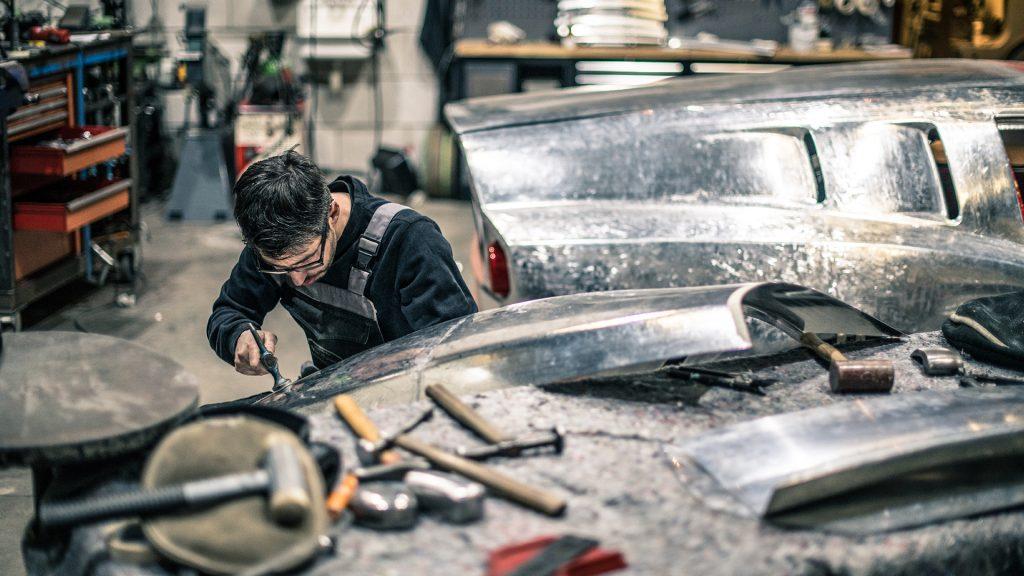 How Niels van Roij, creator of the 'new' Ferrari Breadvan Hommage, makes dreams come true