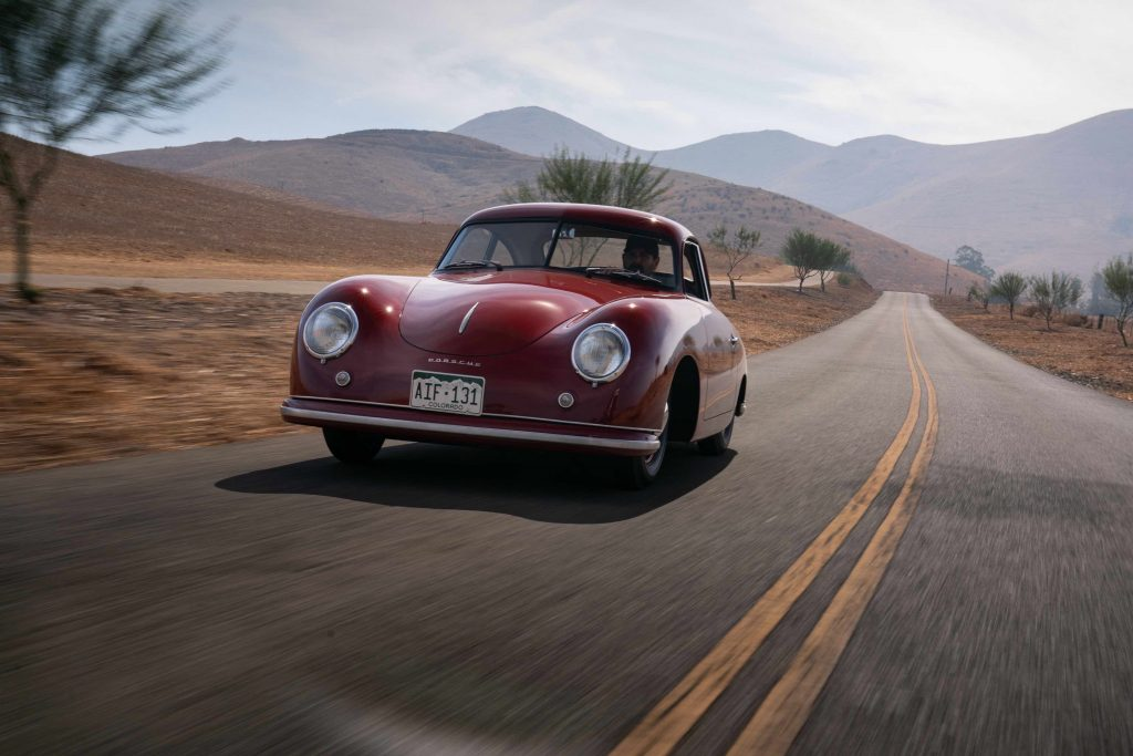 Porsche 356 could be the most restorable car according to Hagerty Price Guide data
