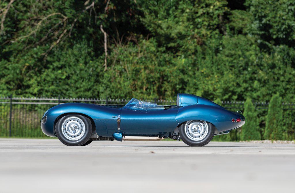 1955 Jaguar D-Type Continuation