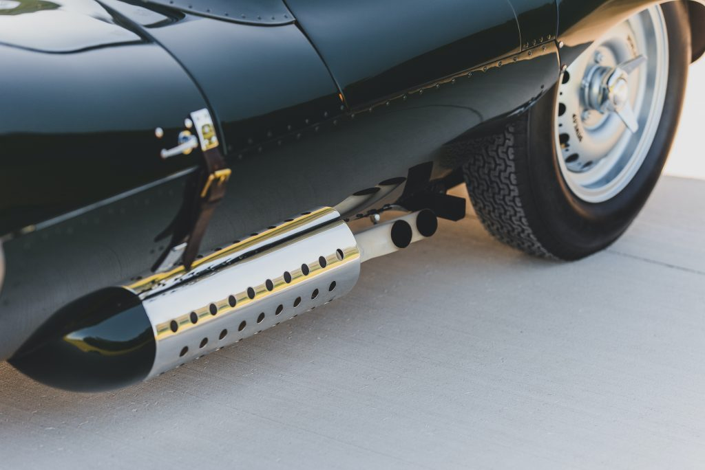 1957 Jaguar XKSS Continuation