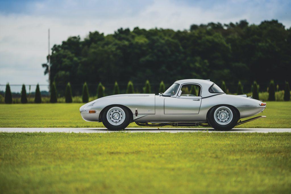 1963 Jaguar E-Type Lightweight Continuation