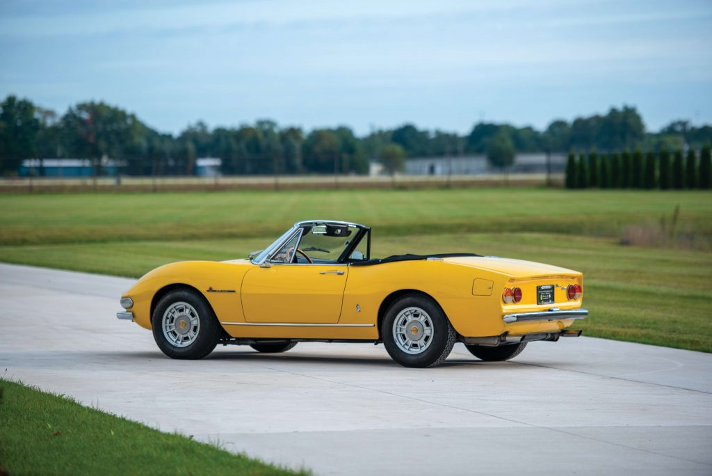 Fiat Dino Spider Hagerty