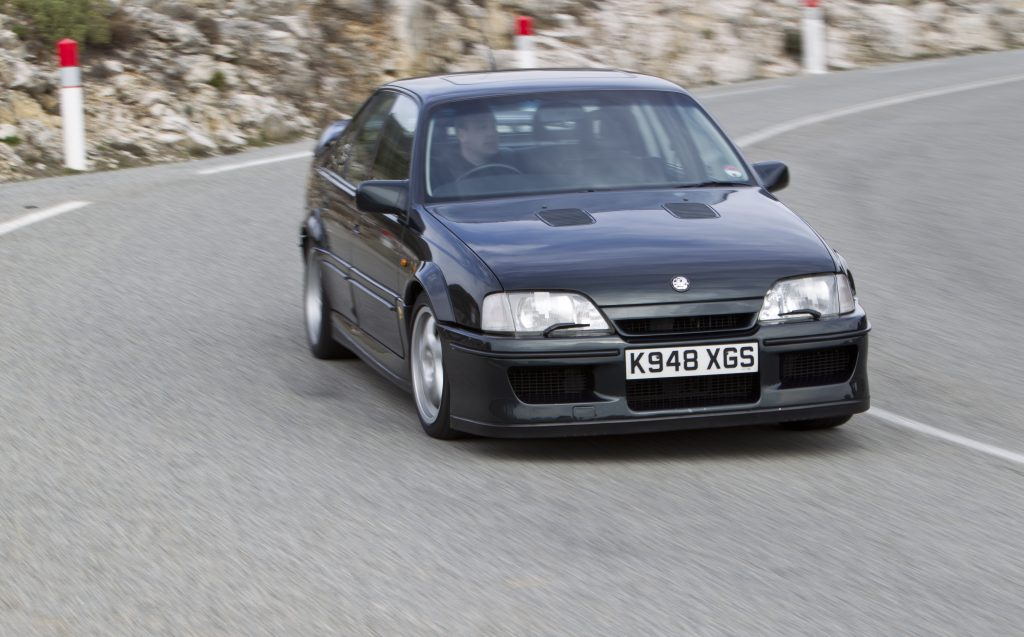 The complete story of the Lotus Carlton