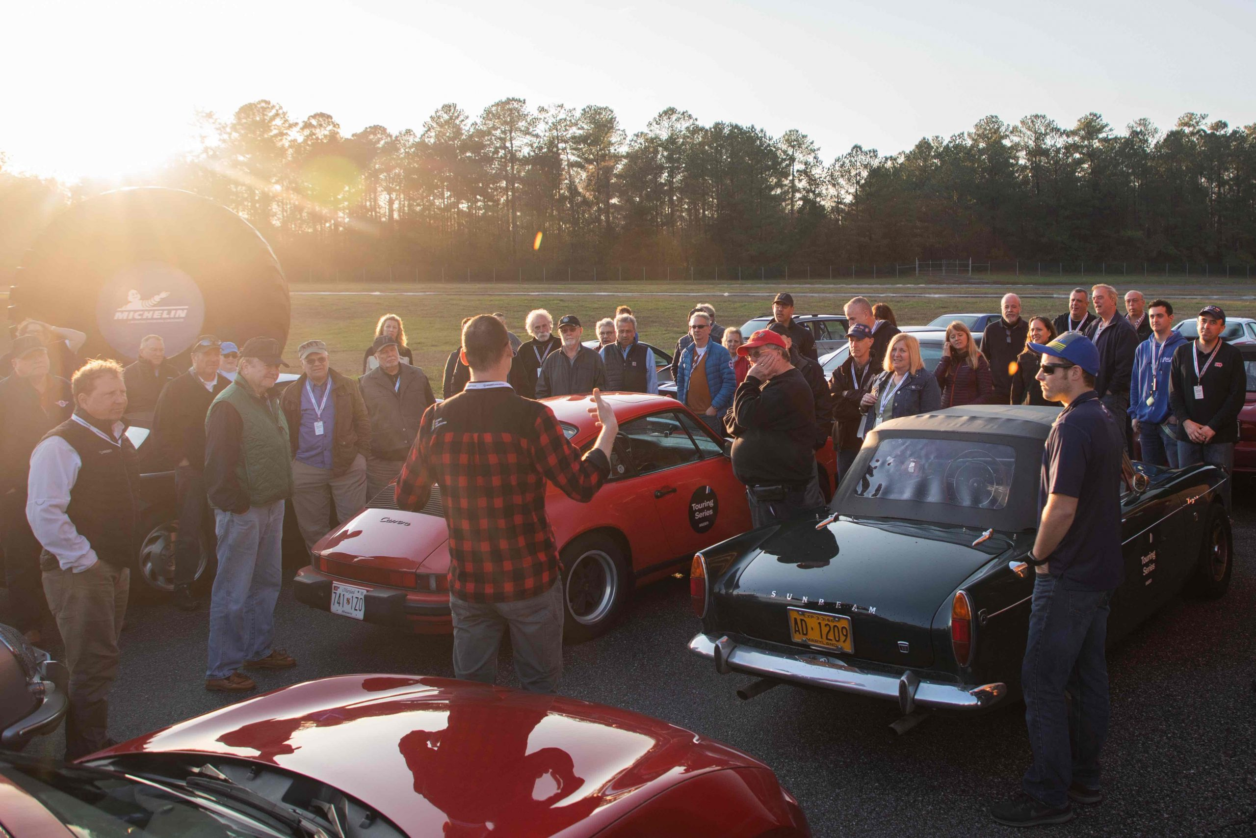 The classic vehicle community is thriving