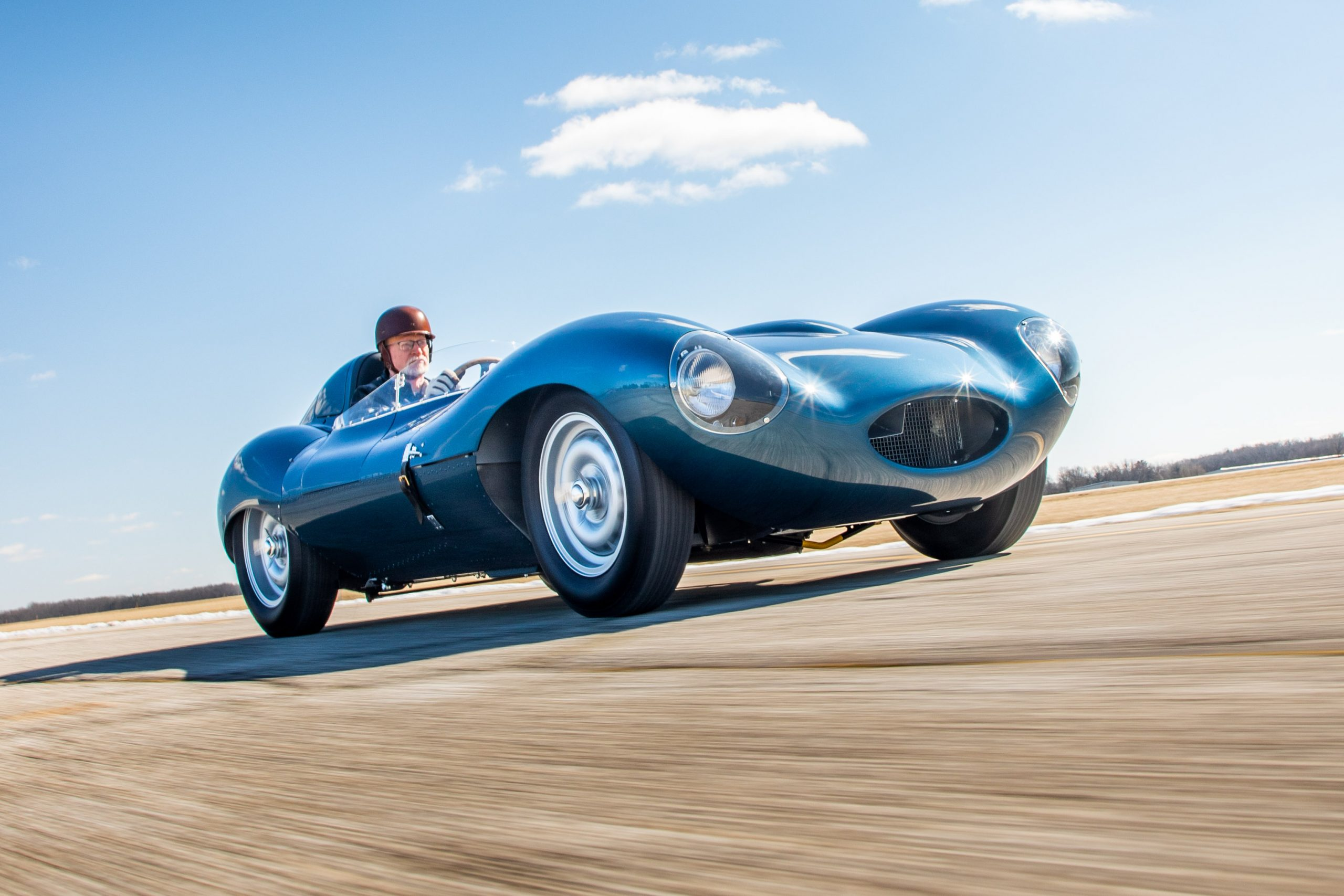 Valuing the rare Jaguar continuation cars