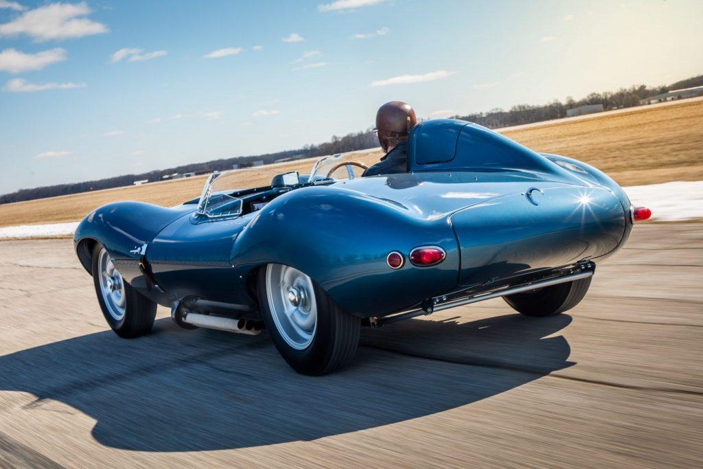 Jaguar D-type Continuation values