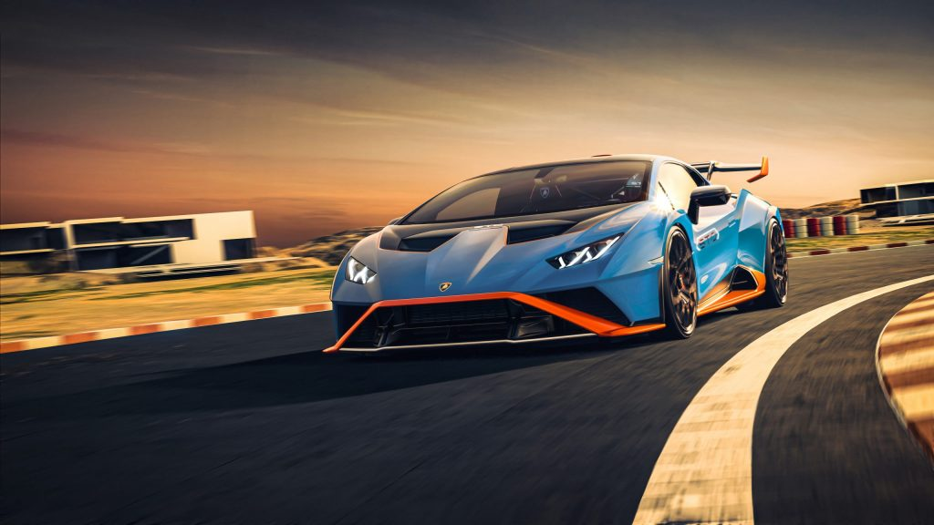 Lamborghini Huracán STO is a racer for the road