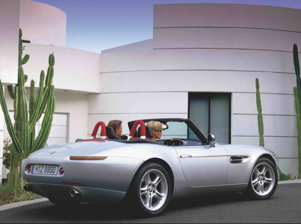 BMW Z8 history and review