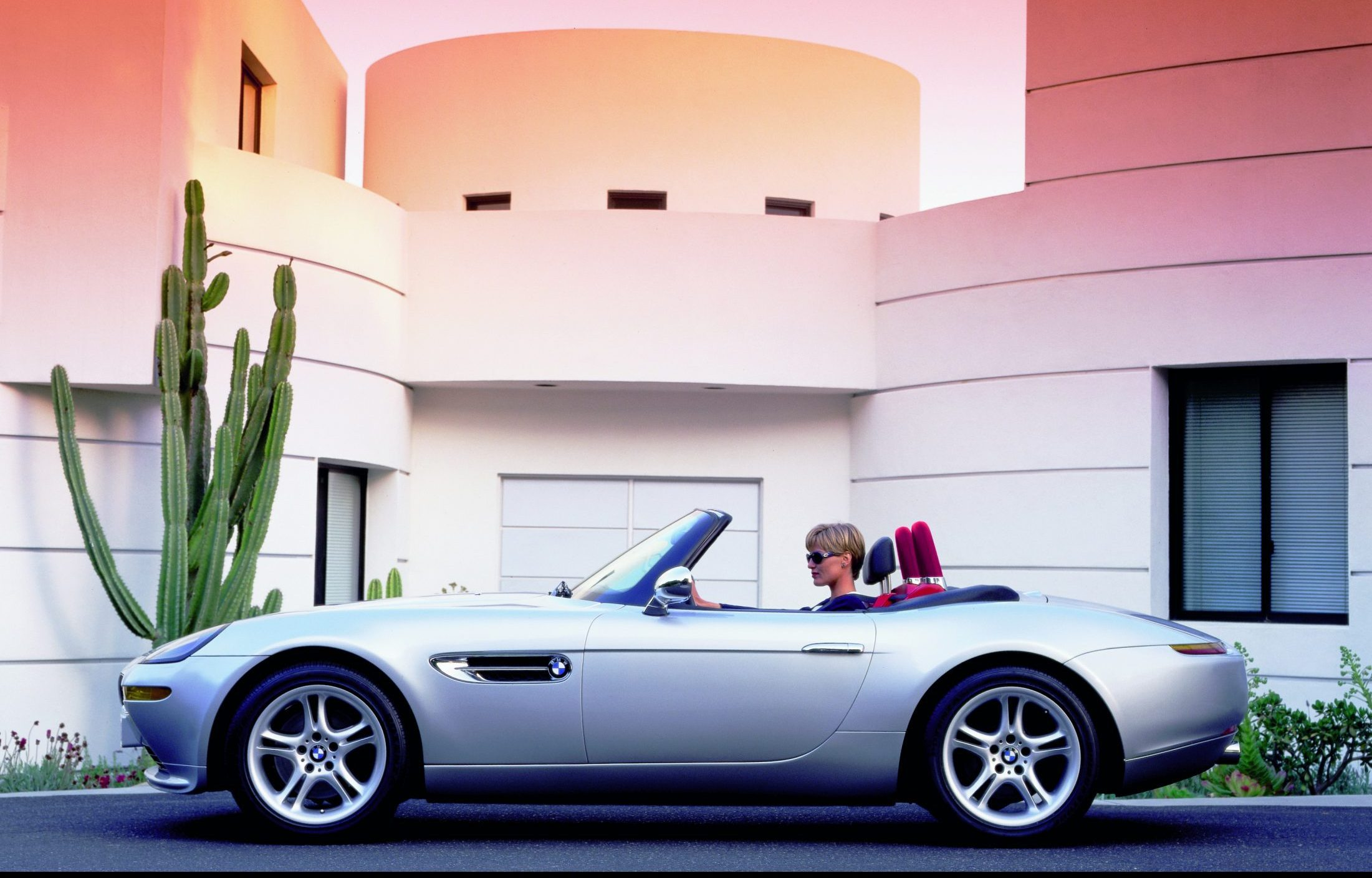 Remembering BMW's Z8, the rare retro roadster