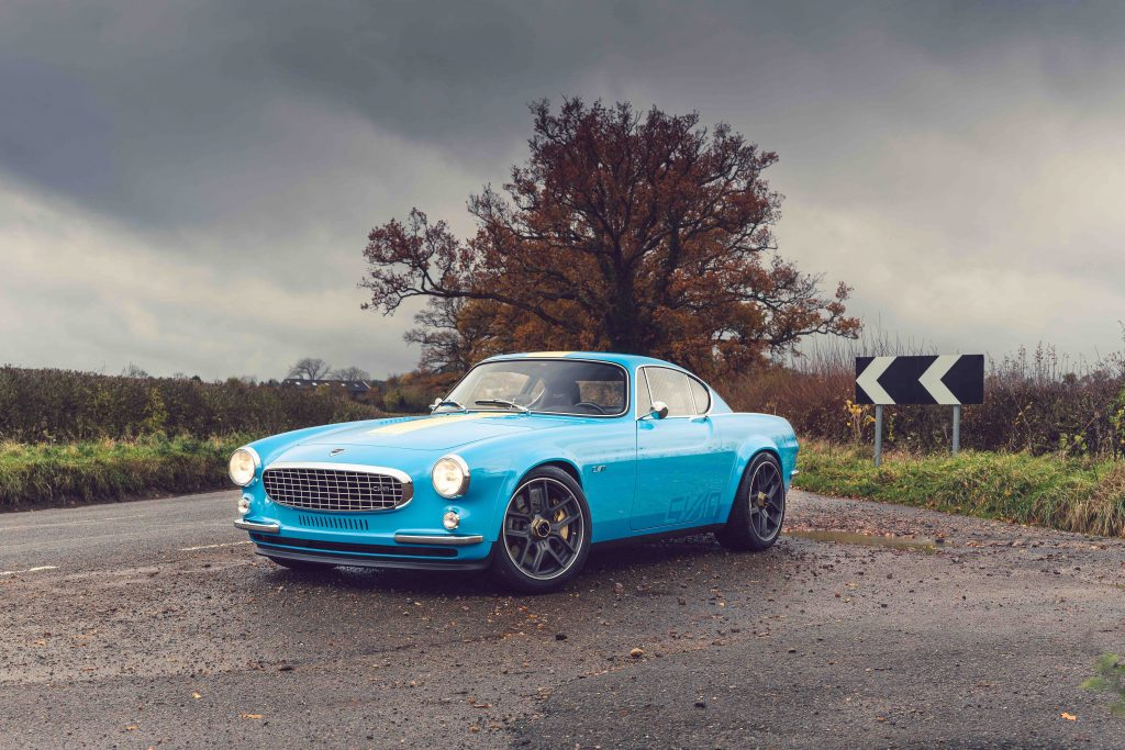 Volvo P1800 Cyan review_Hagerty