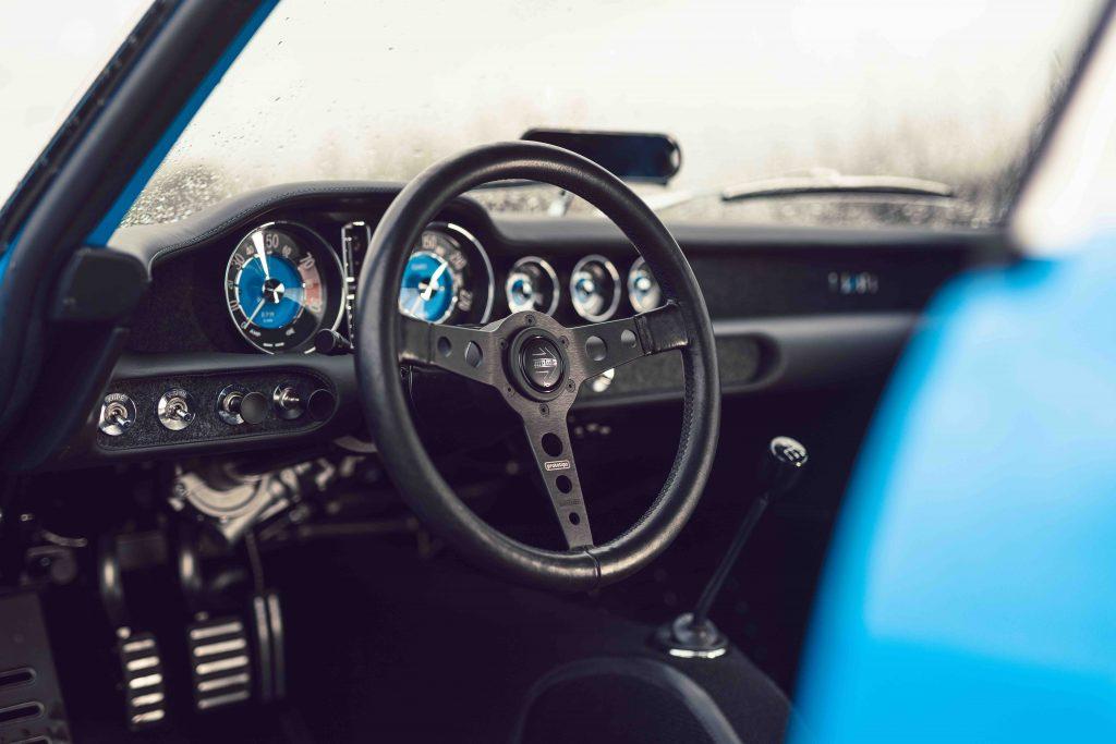 Volvo P1800 Cyan interior_Hagerty