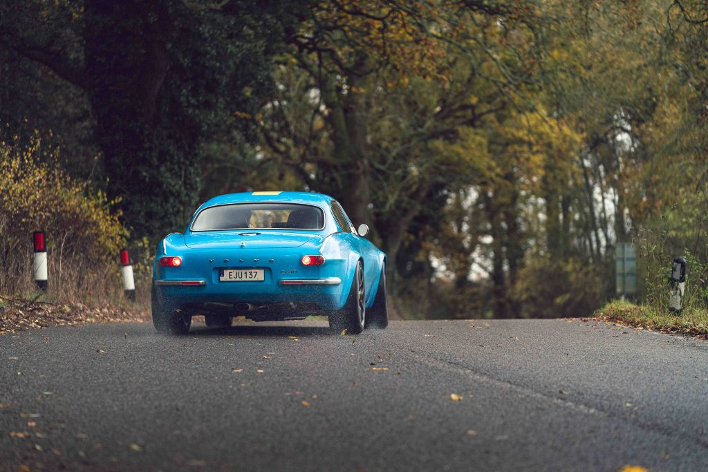 No traction control in P1800 Cyan