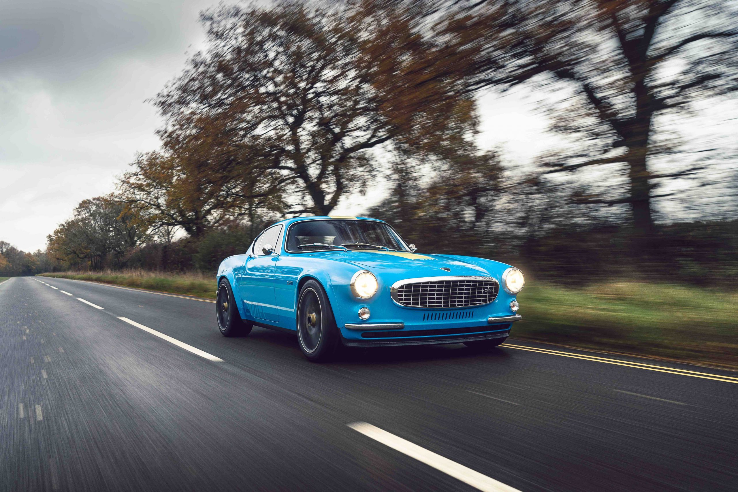 Volvo P1800 Cyan review: It doesn't get much better than this