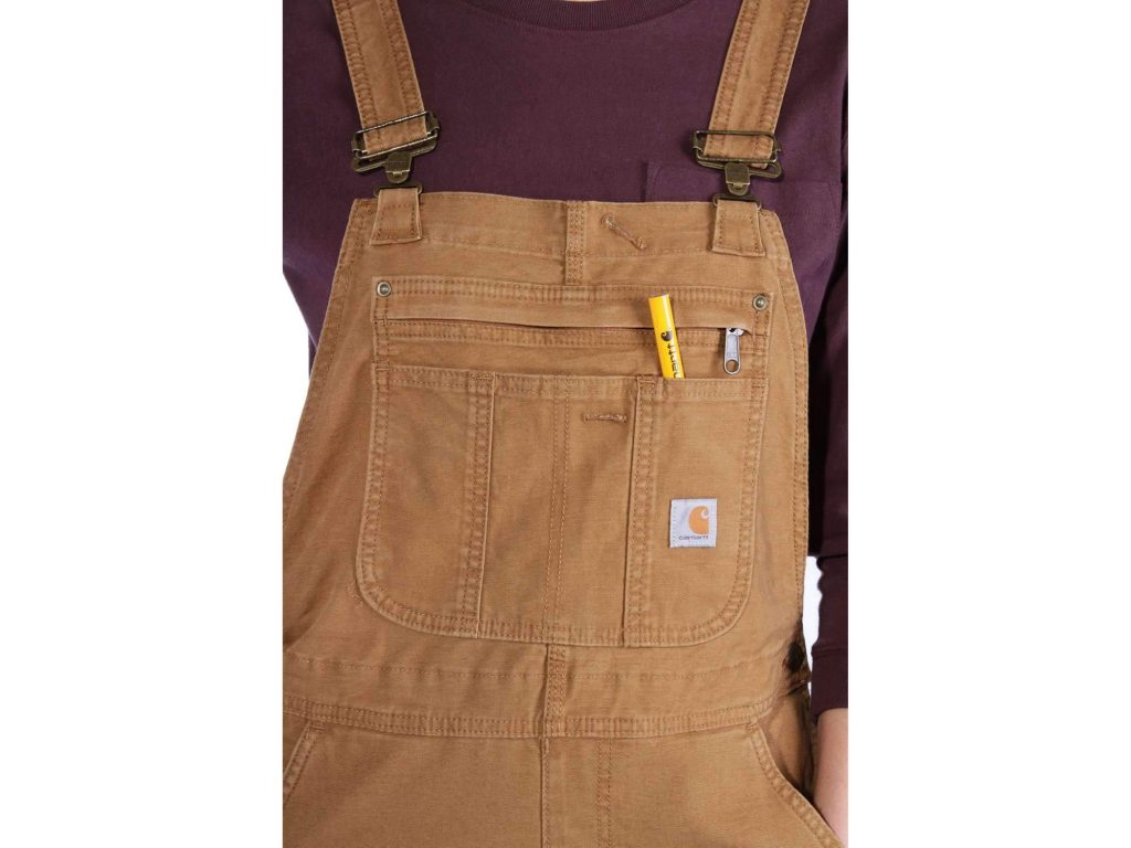 Carhartt women's overalls_2020 Christmas gift ideas for car enthusiasts_Hagerty