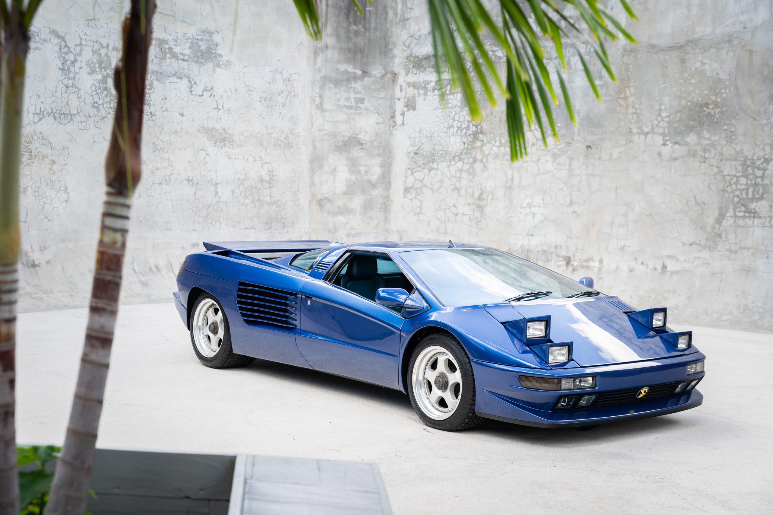 Rare Cizeta V16T supercar for sale