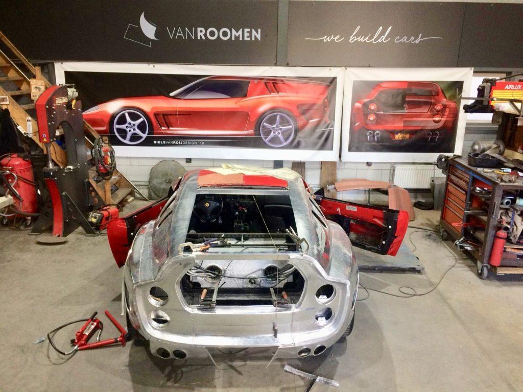 Ferrari Breavan Hommage story