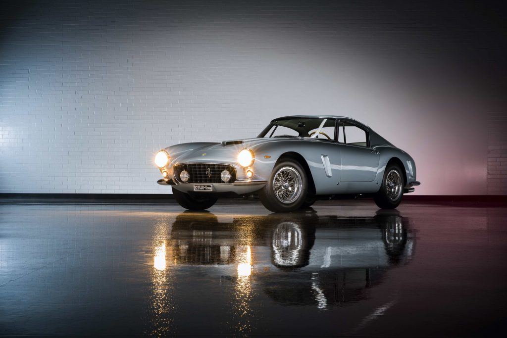 Ferrari 250 GT SWB_Most restorable cars_Hagerty