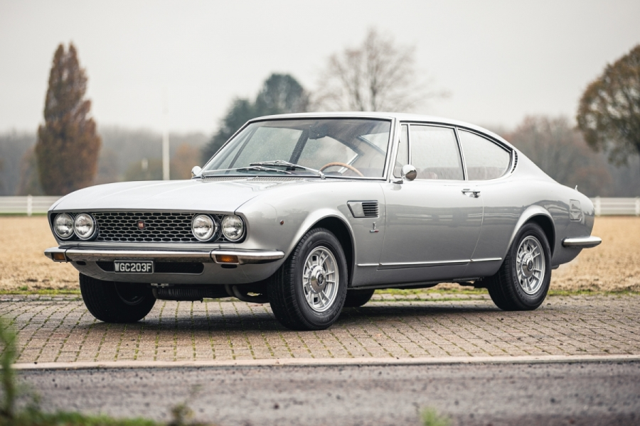 Fiat Dino coupe is a steal_Hagerty