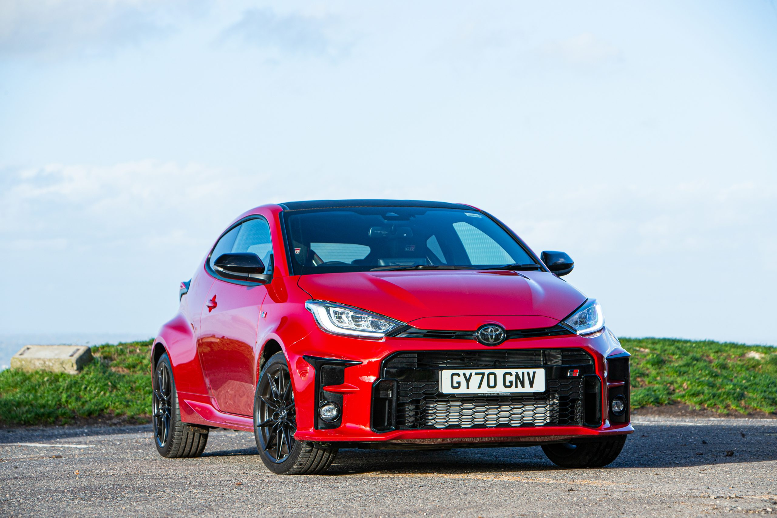 Miniature hero: Toyota GR Yaris review