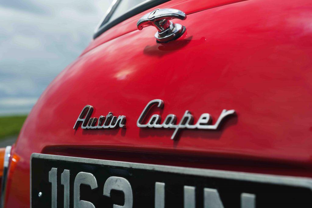 Austin Cooper badge_Mini Cooper Buying Guide