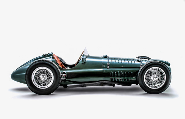 New BRM V16 F1 continuation cars will restore the roar