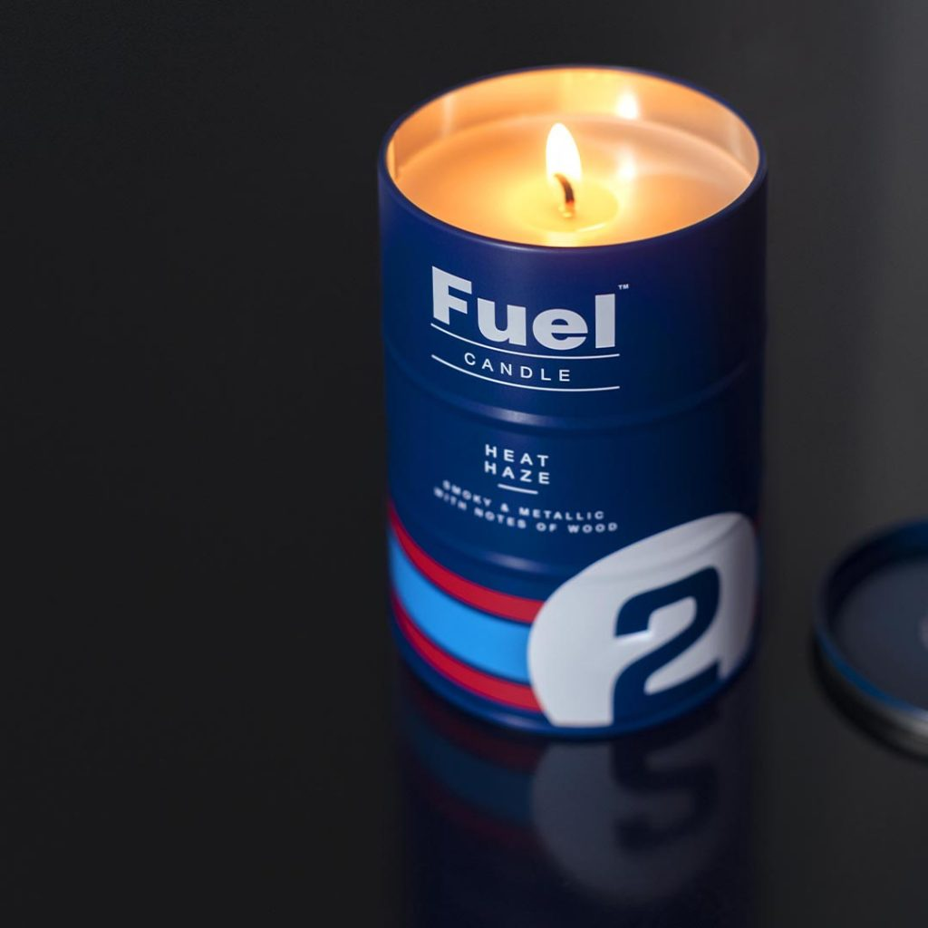 Fuel candle_2020 Christmas gift ideas for car enthusiasts_Hagerty