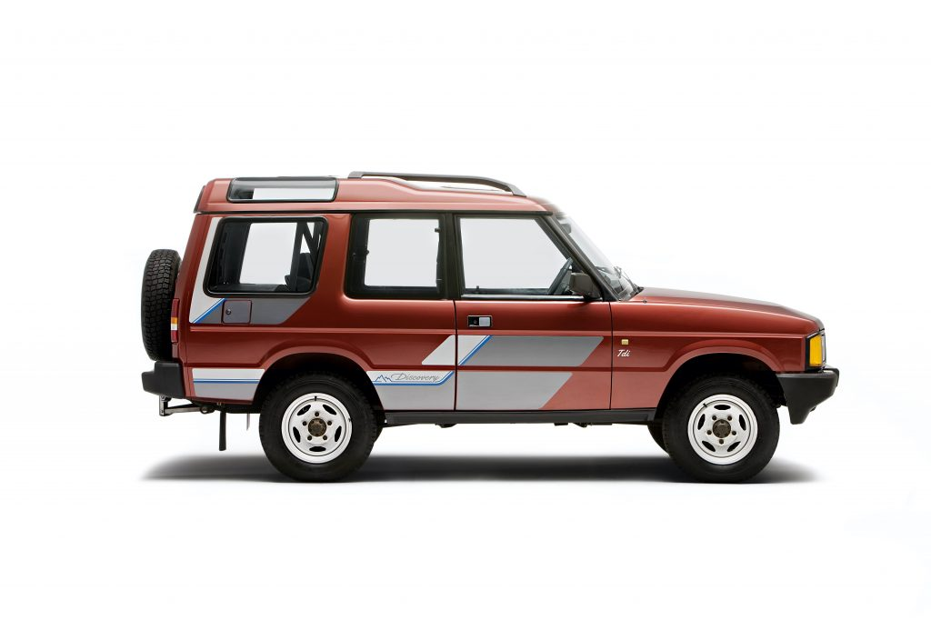 Land Rover Discovery 1_Which are the most restorable classic cars
