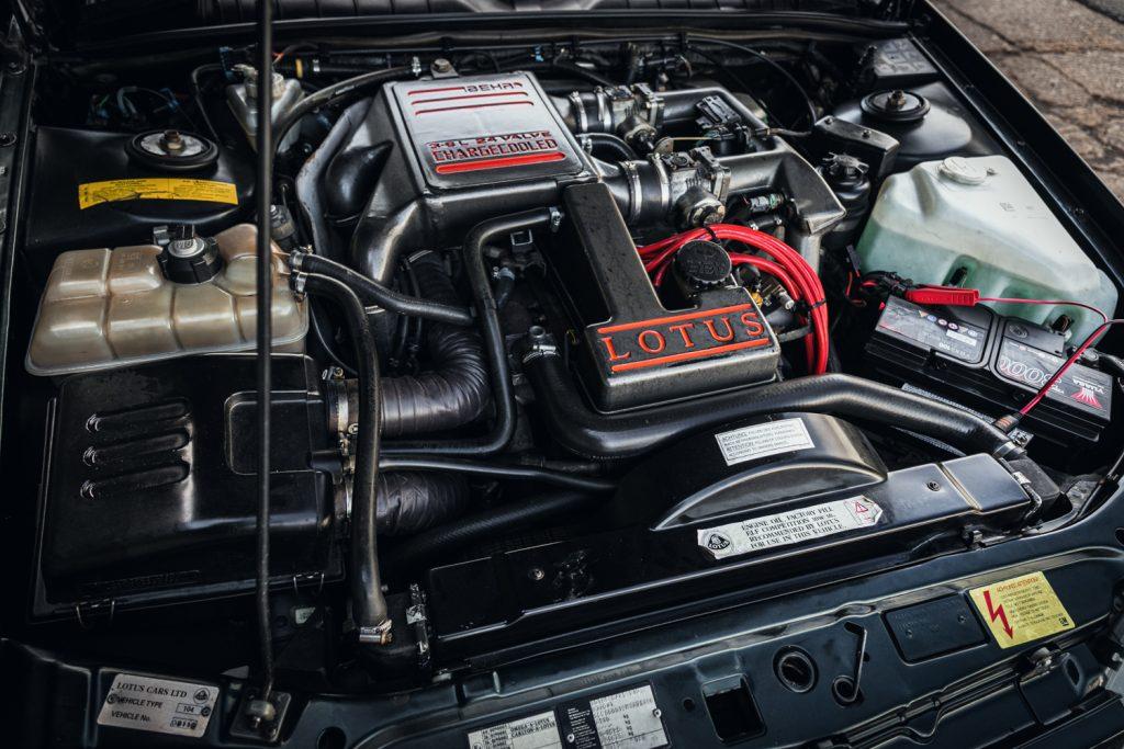 Lotus Carlton engine