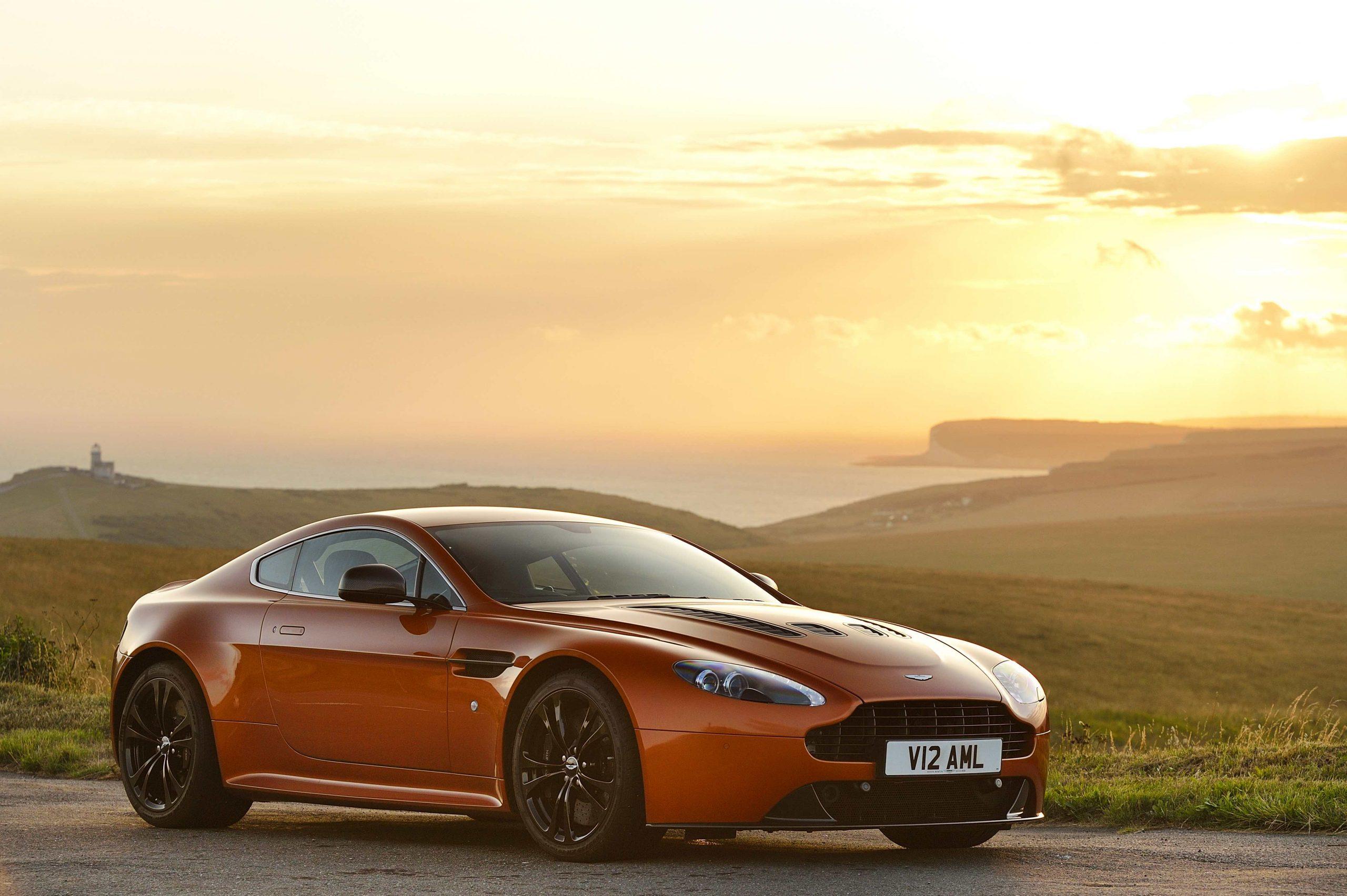 Future classic: Aston Martin V12 Vantage