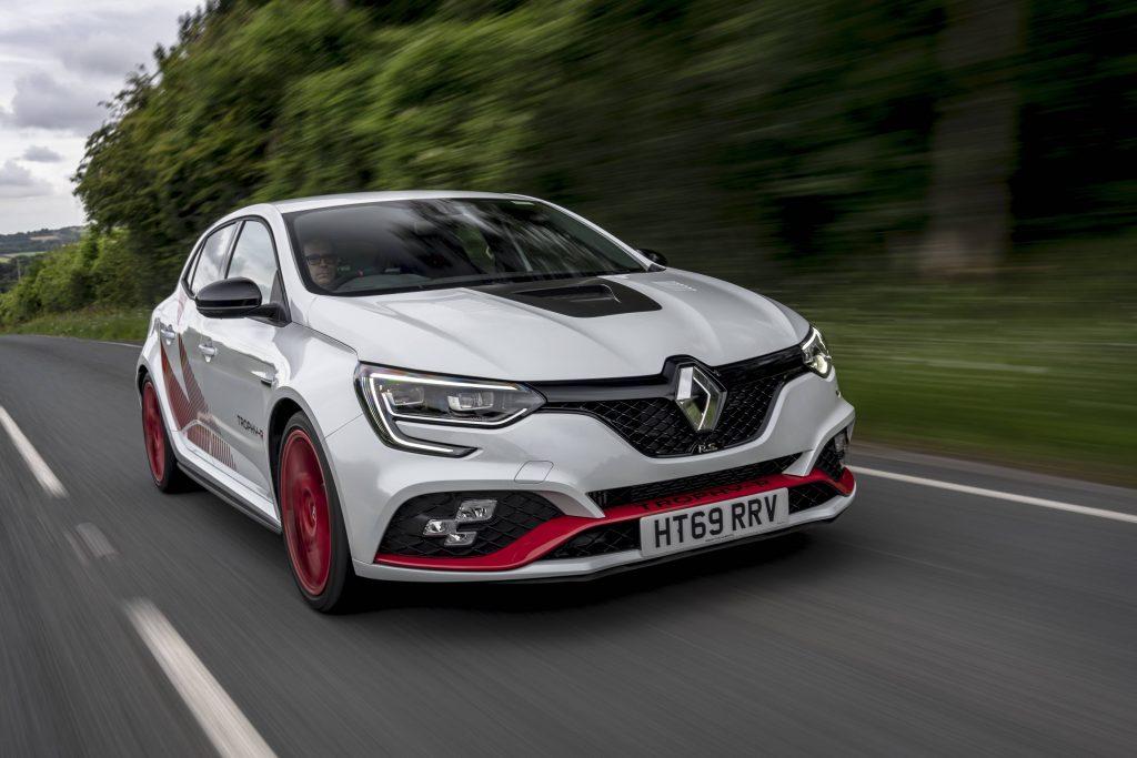 Renault Megane Trophy R review