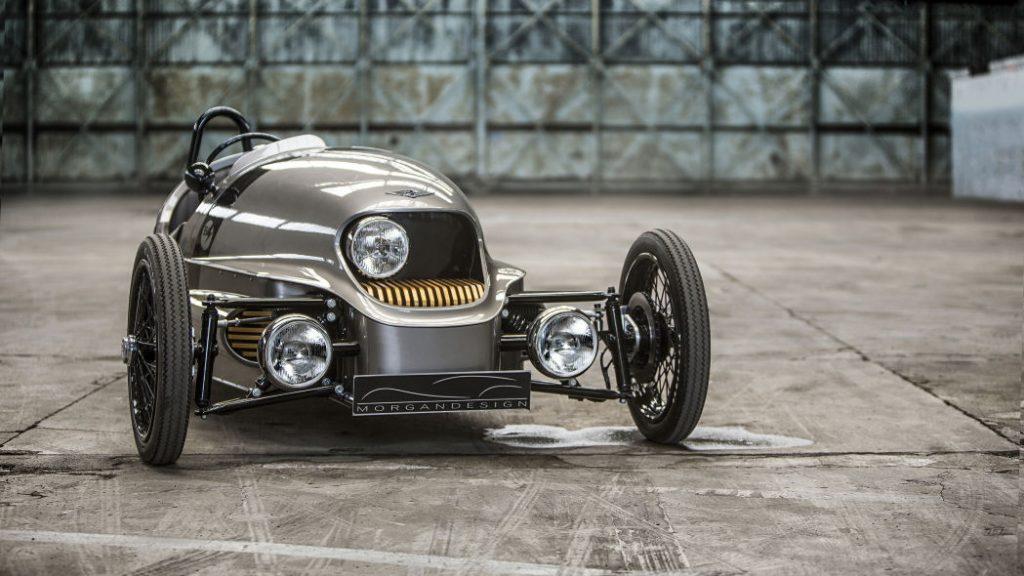 Morgan Three-Wheeler EV