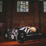 Will the Morgan 3 Wheeler return as an electric car?