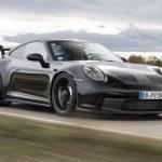 Porsche reveals 2021 911 GT3