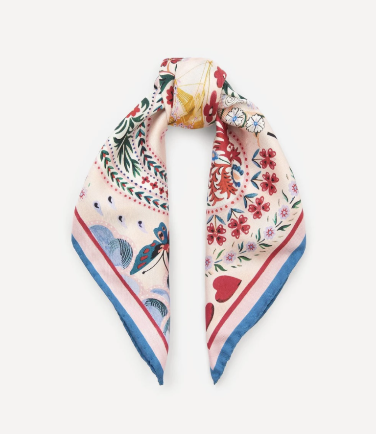 Liberty scarf_2020 Christmas gift ideas for car enthusiasts_Hagerty