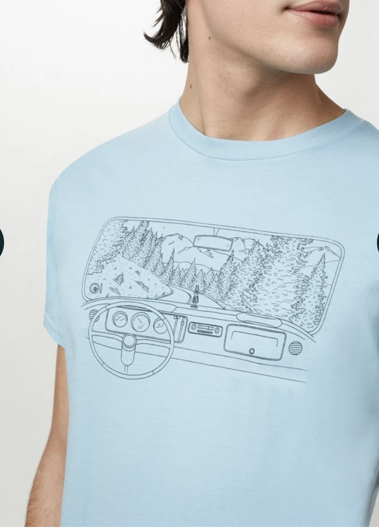Tentree Nomad t-shirt_2020 Christmas gift ideas for car enthusiasts_Hagerty