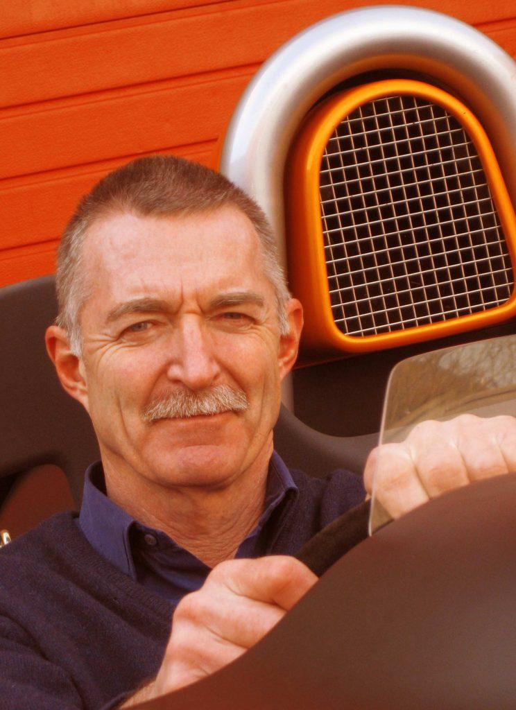 Simon Saunders of Ariel discusses electric cars
